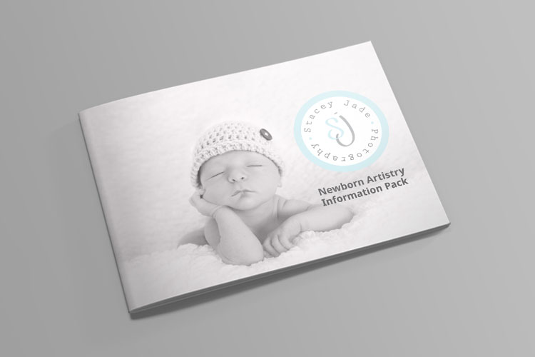 SJ Photography Brochure Design